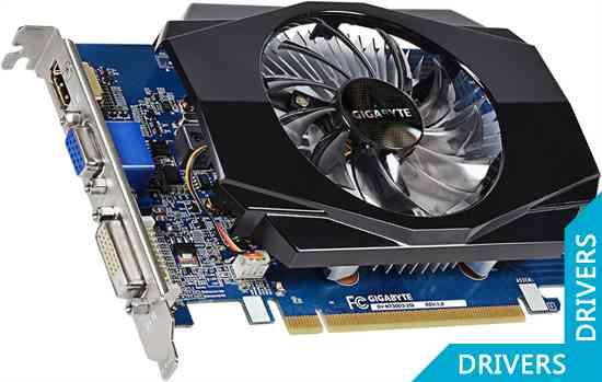 ���������� Gigabyte GeForce GT 730 2GB DDR3 (GV-N730D3-2GI)