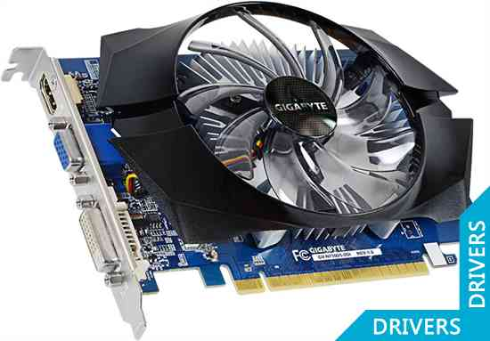 ���������� Gigabyte GeForce GT 730 2GB GDDR5 (GV-N730D5-2GI (rev. 1.0))
