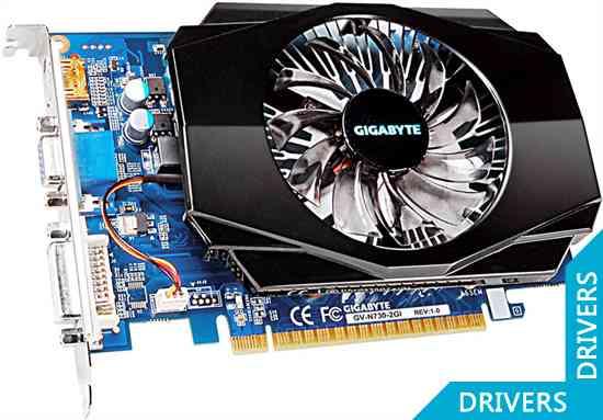 ���������� Gigabyte GeForce GT 730 2GB DDR3 (GV-N730-2GI)