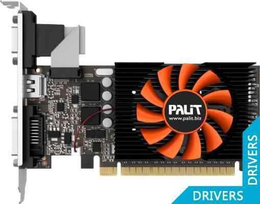 ���������� Palit GeForce GT 730 1024MB GDDR5 (NE5T7300HD06-2081F)
