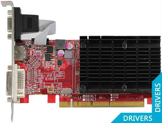 Видеокарта PowerColor R5 230 1024MB DDR3 (AXR5 230 1GBK3-HE)
