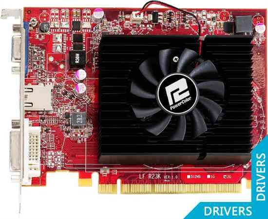 Видеокарта PowerColor R7 250 OC 2GB DDR3 (AXR7 250 2GBK3-HV2E/OC)