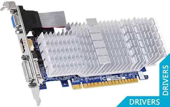 Видеокарта Gigabyte GeForce GT 610 2GB DDR3 (GV-N610SL-2GL)