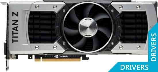 Видеокарта Palit GeForce GTX TITAN Z 12GB GDDR5 (NE5XTIZ010K7-P2080F)