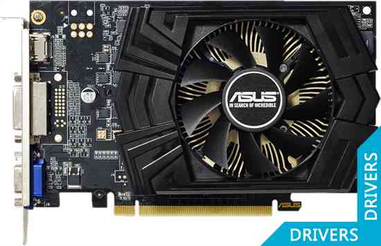 ���������� ASUS GeForce GT 740 OC 2GB GDDR5 (GT740-OC-2GD5)