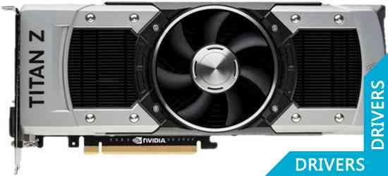 Видеокарта ASUS GeForce GTX TITAN Z 12GB GDDR5 (GTXTITANZ-12GD5)