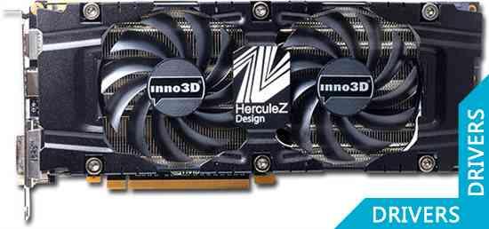 Видеокарта Inno3D GeForce GTX 780 Ti Herculez 2000 3GB GDDR5 (N78T-1SDN-L5HSX)