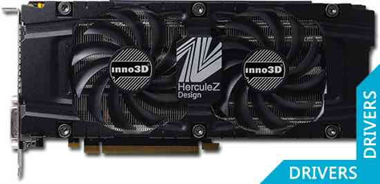 Видеокарта Inno3D GeForce GTX 760 HerculeZ 2000s OC 4GB GDDR5 (N760-2SDN-M5DSX)