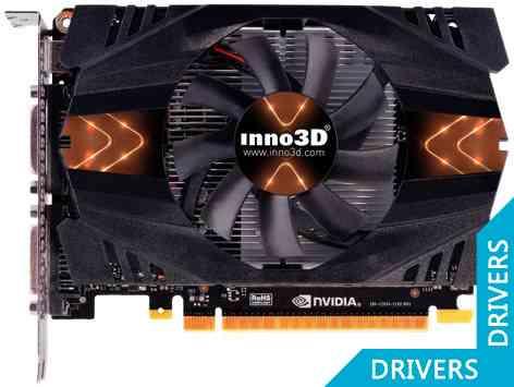 Видеокарта Inno3D GeForce GTX 750 1024MB GDDR5 (N750-1SDV-D5CW)