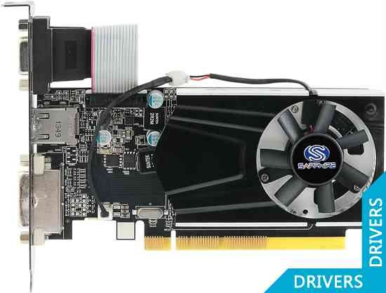 Видеокарта Sapphire R7 240 1024MB DDR3 (11216-13)
