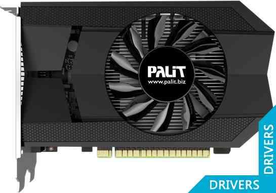 Видеокарта Palit GeForce GTX 650 Ti 1024MB GDDR5 (NE5X65T00901-1071F)