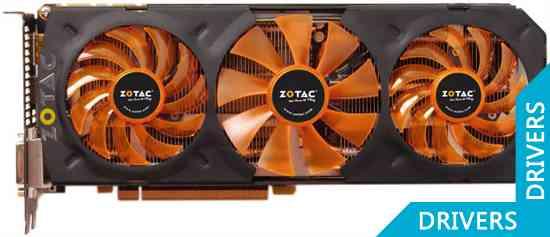 Видеокарта ZOTAC GeForce GTX 780 OC 6GB GDDR5 (ZT-70210-10P)