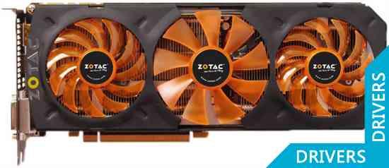 Видеокарта ZOTAC GeForce GTX 780 OC 6GB GDDR5 (ZT-70209-10P)