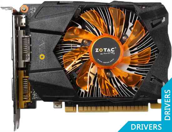 ���������� ZOTAC GeForce GTX 750 Ti 1024MB GDDR5 (ZT-70603-10M)