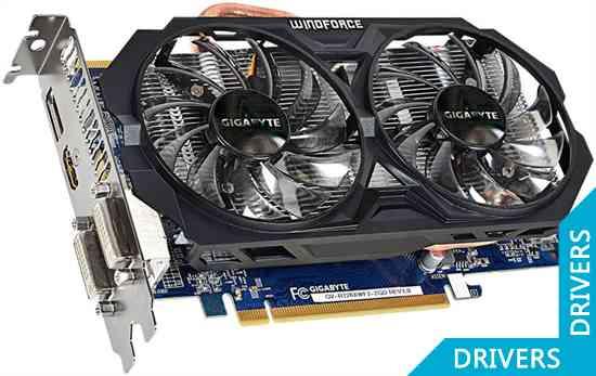 ���������� Gigabyte R7 260X WindForce 2 2GB GDDR5 (GV-R726XWF2-2GD (rev. 3.0))