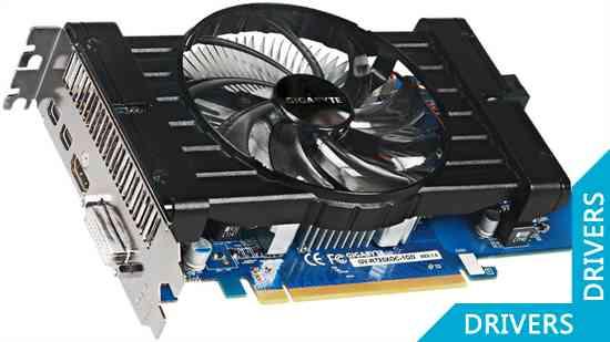 Видеокарта Gigabyte R7 250X OC 1024MB GDDR5 (GV-R725XOC-1GD)