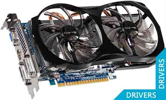 Видеокарта Gigabyte GTX 650 Ti WindForce 2 2GB GDDR5 (GV-N65TWF2-2GI (rev. 1.0))