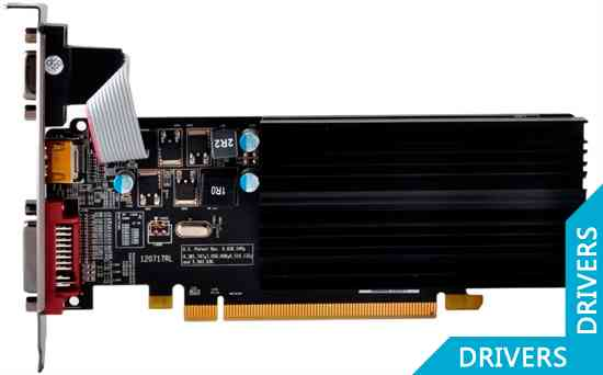 ���������� XFX R5 230 2GB DDR3 (R5-230A-CLHR)