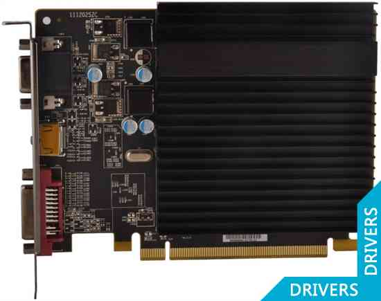 ���������� XFX R5 230 2GB DDR3 (R5-230A-CNH2)