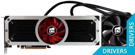 ���������� PowerColor R9 295X2 8GB GDDR5 (AXR9 295X2 8GBD5-M4D)