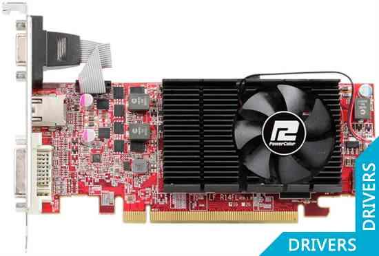 Видеокарта PowerColor R7 250 1024MB GDDR5 (AXR7 250 1GBD5-HLE)