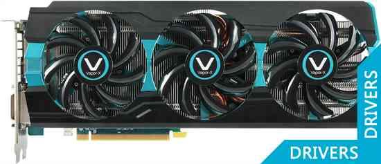 ���������� Sapphire VAPOR-X R9 280X OC 3GB GDDR5 (11221-13)