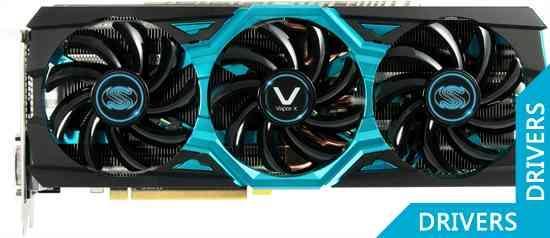 Видеокарта Sapphire VAPOR-X R9 290 TRI-X OC 4GB GDDR5 (11227-04)