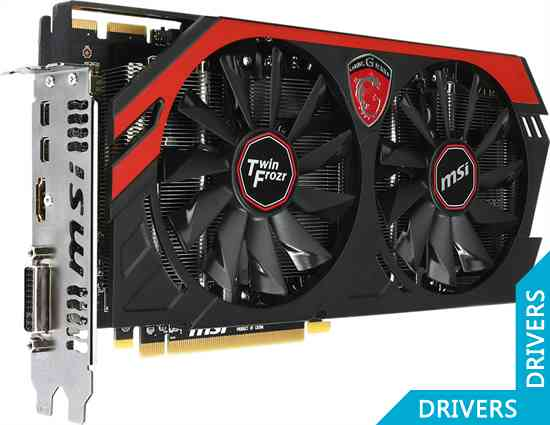 ���������� MSI R9 280X Gaming 6GB GDDR5 (R9 280X GAMING 6G)