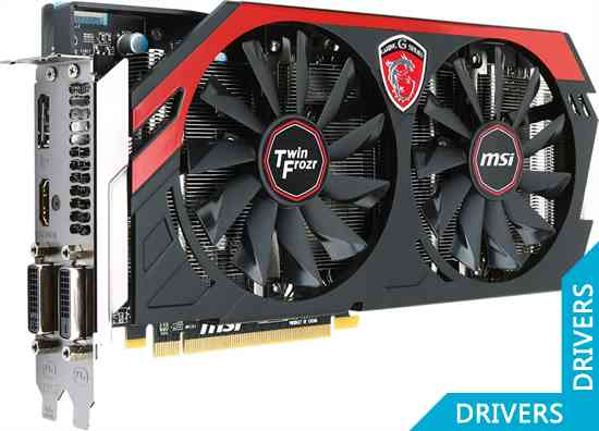Видеокарта MSI R9 270X Gaming LE 4GB GDDR5 (R9 270X GAMING 4G LE)