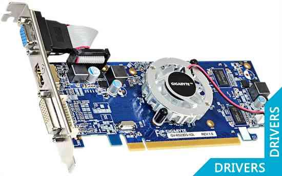 ���������� Gigabyte R5 230 1024MB DDR3 (GV-R523D3-1GL (rev. 1.0))