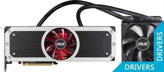 Видеокарта ASUS R9 295X2 8GB GDDR5 (R9295X2-8GD5)
