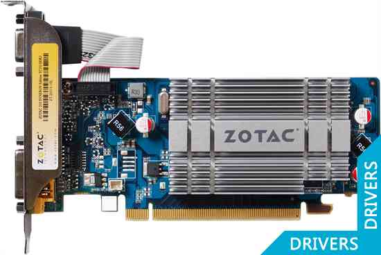 Видеокарта ZOTAC GeForce 210 Synergy 1024MB DDR3 (ZT-20314-10L)