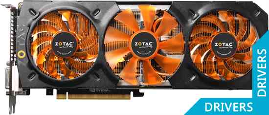 Видеокарта ZOTAC GeForce GTX 780 Ti OC 3GB GDDR5 (ZT-70506-10P)