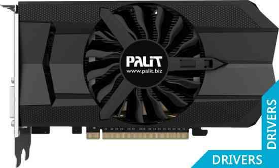 Видеокарта Palit GeForce GTX 660 2GB GDDR5 (NE5X660Y1049-1060F)