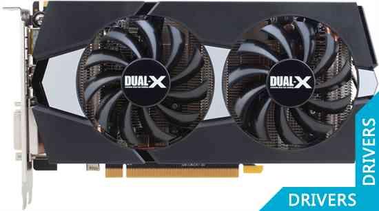 Видеокарта Sapphire DUAL-X HD 7850 2GB GDDR5 (11200-25)