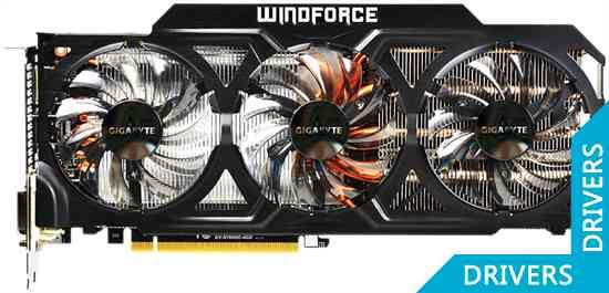 ���������� Gigabyte GeForce GTX 760 OC 4GB GDDR5 (GV-N760OC-4GD (rev. 2.1))