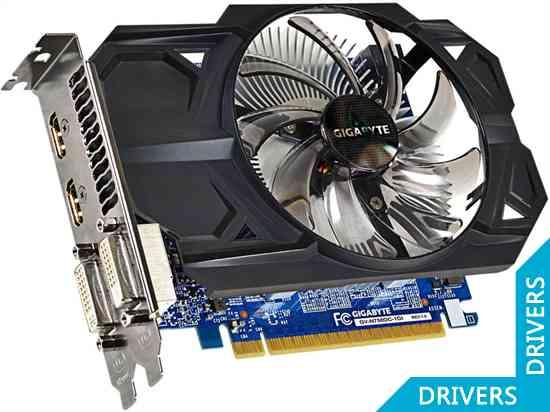 ���������� Gigabyte GeForce GTX 750 OC 1024MB GDDR5 (GV-N750OC-1GI)