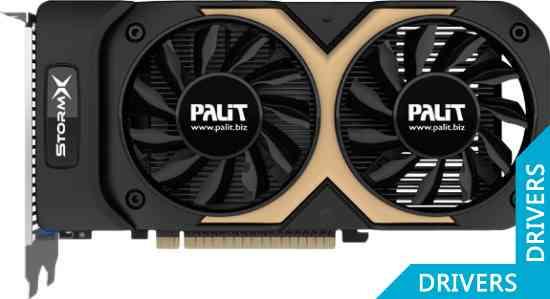 ���������� Palit GeForce GTX 750 Ti StormX Dual 2GB GDDR5 (NE5X75TT1341-1073F)