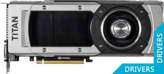 Видеокарта Palit GeForce GTX TITAN Black 6GB GDDR5 (NE5XTIB010JB-P2083F)