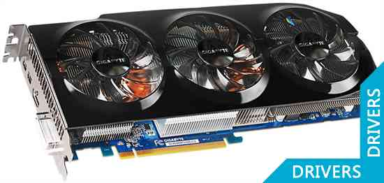 ���������� Gigabyte R9 280X WindForce 3 3GB GDDR5 (GV-R928XWF3-3GD (rev. 1.0))