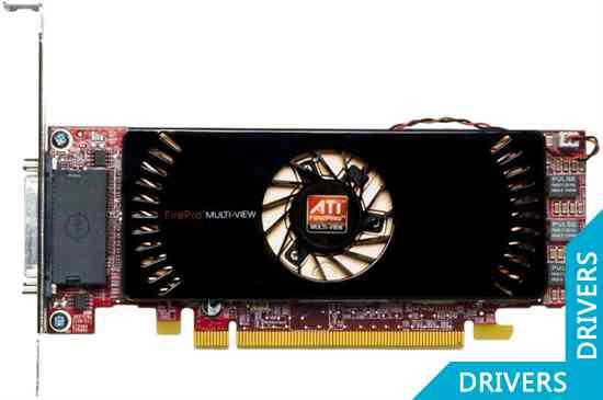 ���������� AMD FirePro 2450 512MB GDDR3 (100-505531)