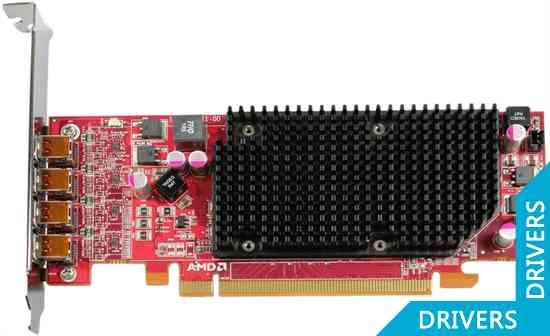 ���������� AMD FirePro 2460 512MB GDDR5 (100-505610)