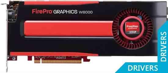 ���������� AMD FirePro W8000 4GB GDDR5 (100-505633)