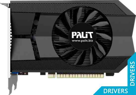 Видеокарта Palit GeForce GTX 650 2GB GDDR5 (NE5X65001341-1073F)