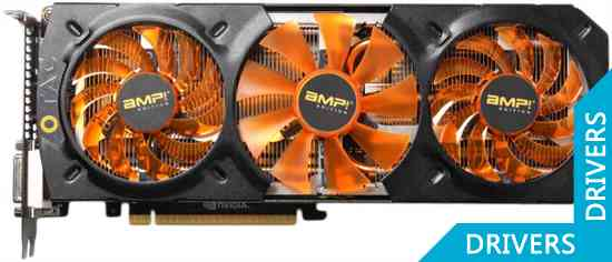 Видеокарта ZOTAC GeForce GTX 780 Ti AMP! Edition 3GB GDDR5 (ZT-70503-10P)