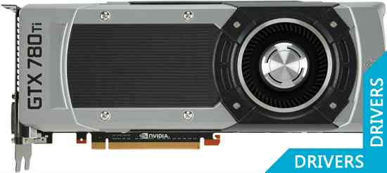Видеокарта ZOTAC GeForce GTX 780 Ti 3GB GDDR5 (ZT-70501-10P)
