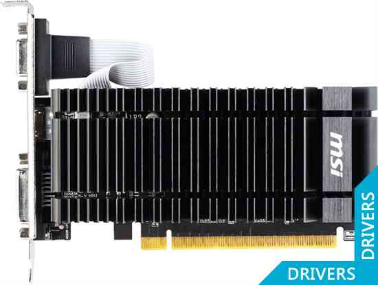 Видеокарта MSI GeForce GT 630 2GB DDR3 (N630-2GD3H/LP)