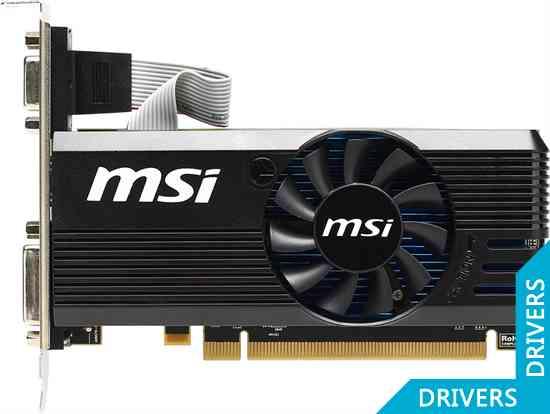 Видеокарта MSI R7 240 4GB DDR3 (R7 240 4GD3 LP)