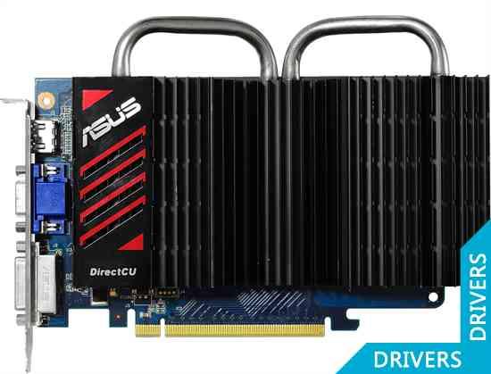 Видеокарта ASUS GeForce GT 630 DirectCU Silent 2GB DDR3 (GT630-DCSL-2GD3-V2)