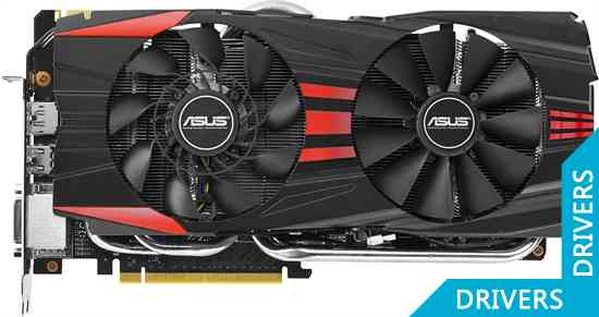 Видеокарта ASUS GeForce GTX 780 Ti DirectCU II 3GB GDDR5 (GTX780TI-DC2-3GD5)